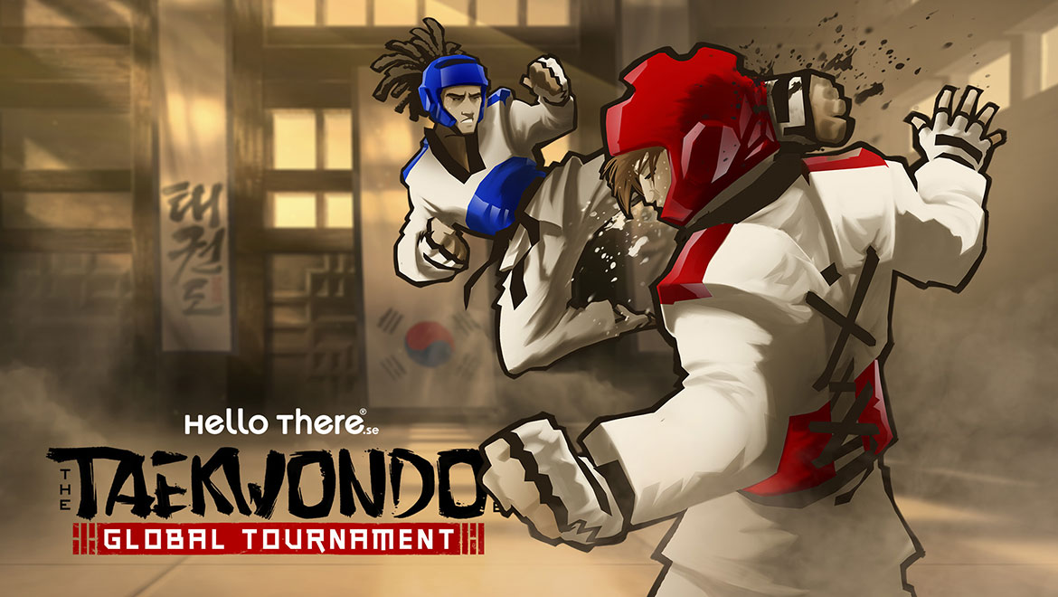 The Taekwondo Game – Global Tournament