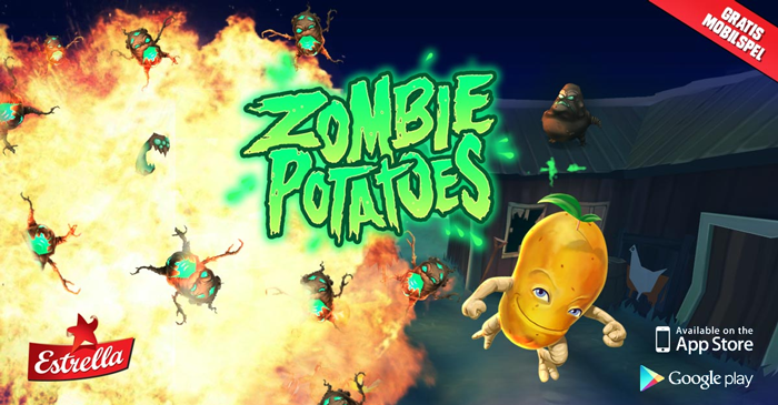 Zombie Potatoes Extended